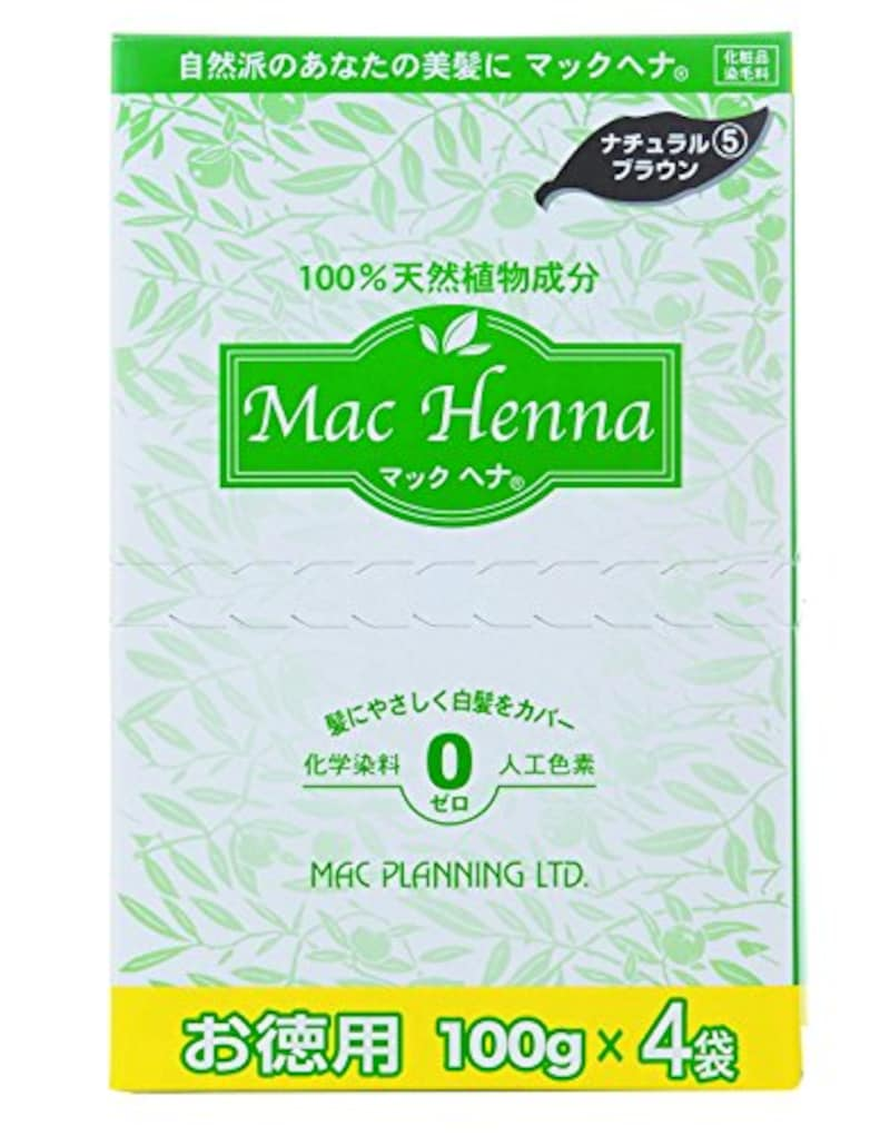 マックプランニング,Mac Henna(マックヘナ)