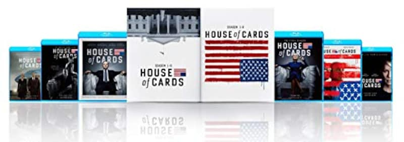 ソニー・ピクチャーズエンタテインメント,ハウス・オブ・カード 野望の階段(Blu-ray)