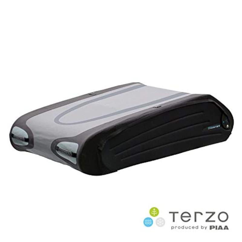 Terzo(テルッツォ),ルーフボックス 570L,EA570BFX
