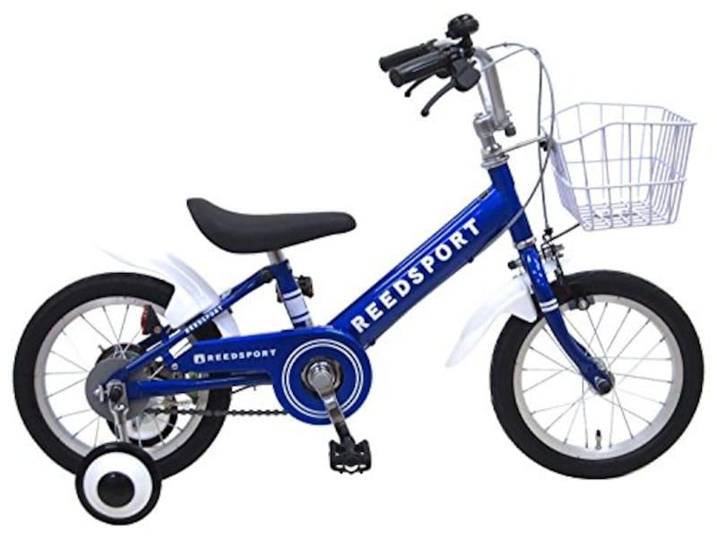 リーズポート(REEDSPORT),補助輪付き 子供用 自転車  9色展開