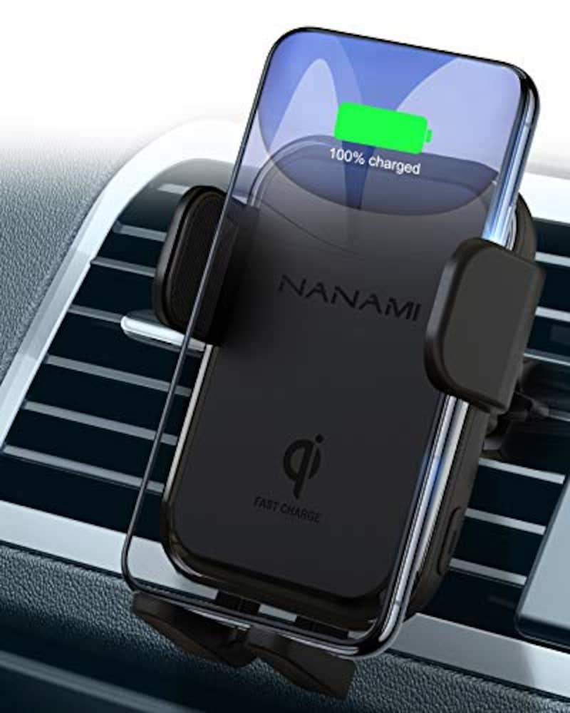 NANAMI(ナナミ),車載 ワイヤレス充電器,X5
