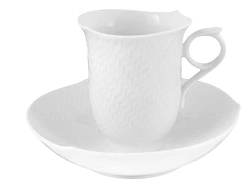 Meissen(マイセン),波の戯れ コーヒーカップ&ソーサー