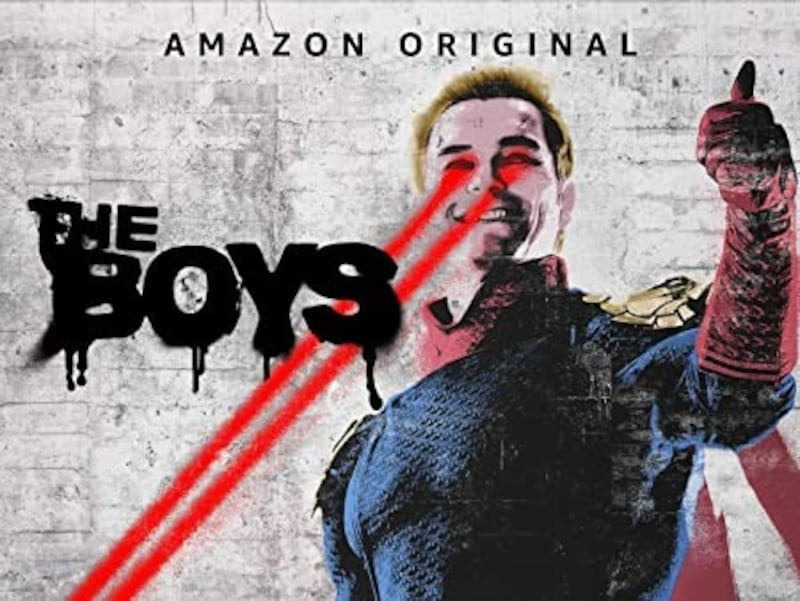 THE BOYS/ザ・ボーイズ