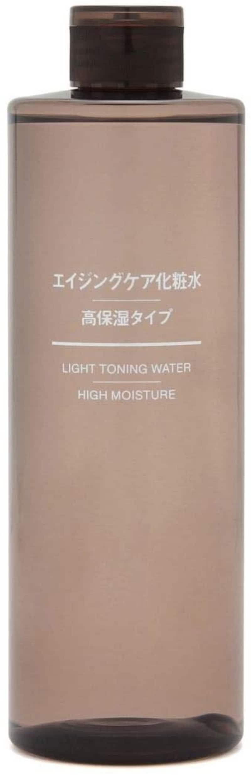無印良品,エイジングケア化粧水・高保湿タイプ(大容量)