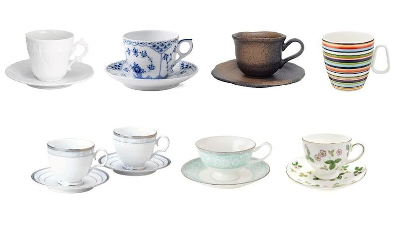 コーヒーカップのおすすめ人気ランキング15選|有名ブランドのおしゃれなアイテムも!