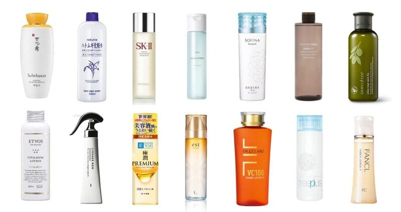 40代向け化粧水おすすめ人気ランキング35選|エイジングサインが気になる方に。専門家からのアドバイスも!