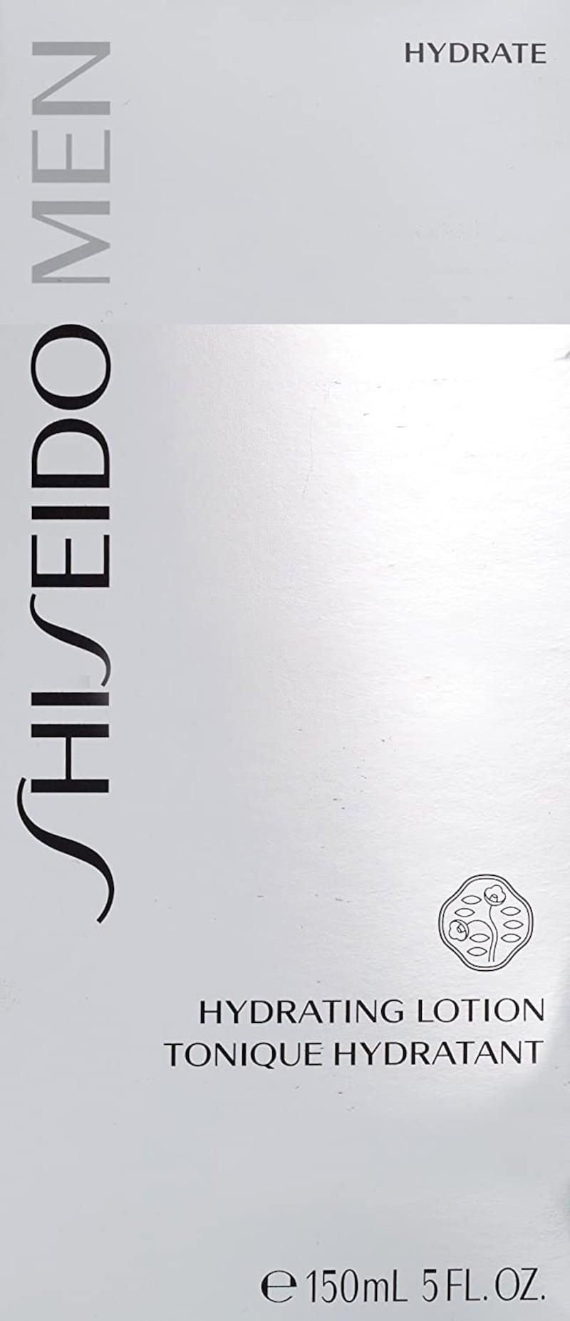 SHISEIDO MEN(資生堂 メン),ハイドレーティングローション