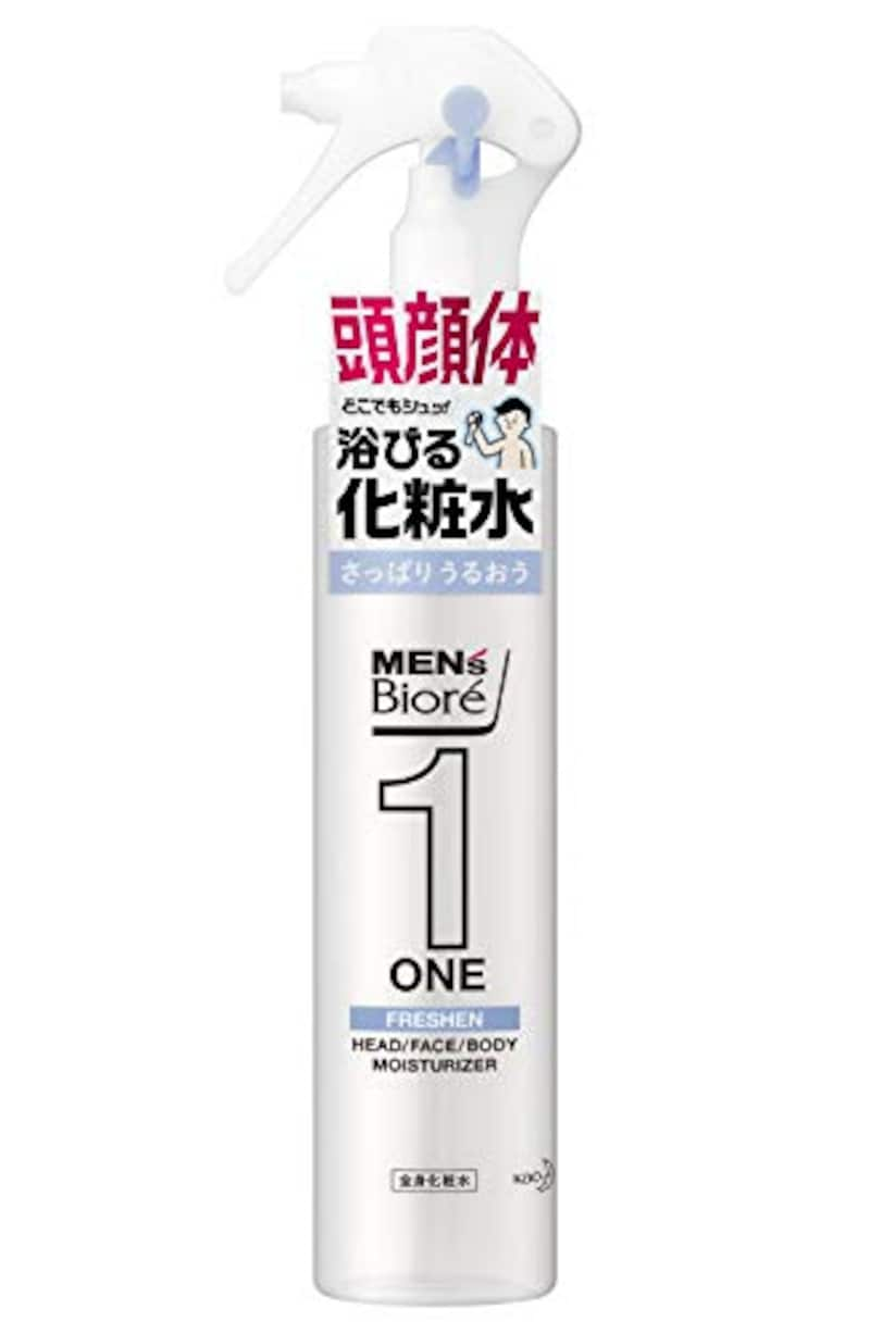 Kao(花王),メンズビオレONE 全身化粧水スプレーa
