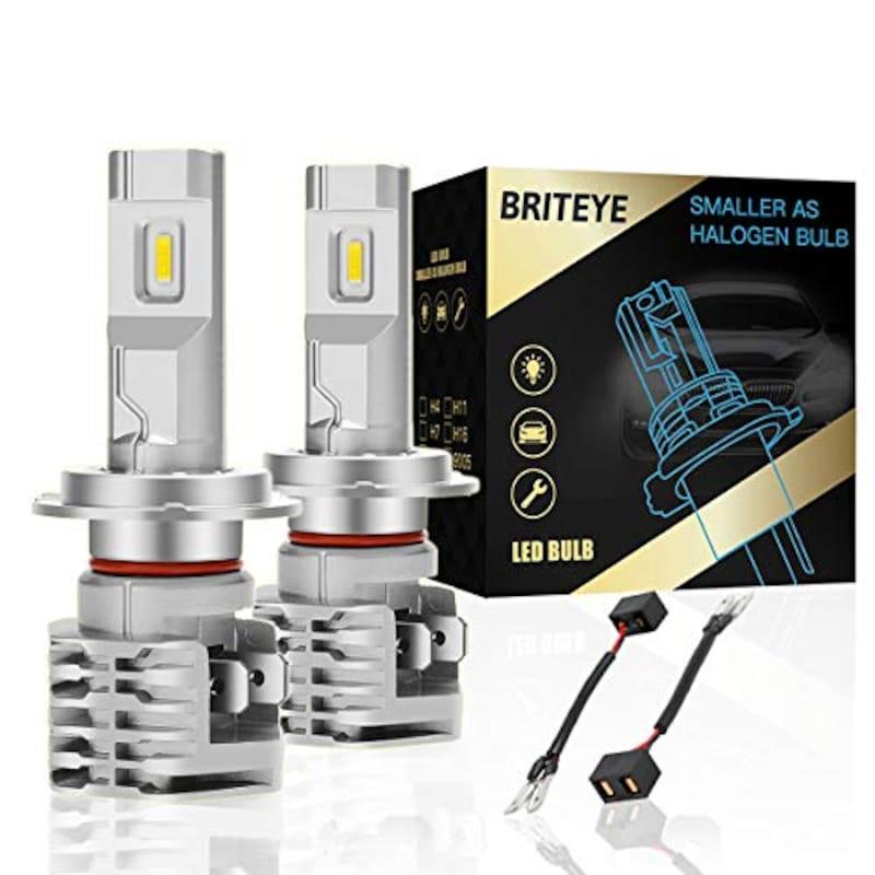 Briteye(ブリットアイ),H7 LEDヘッドライト