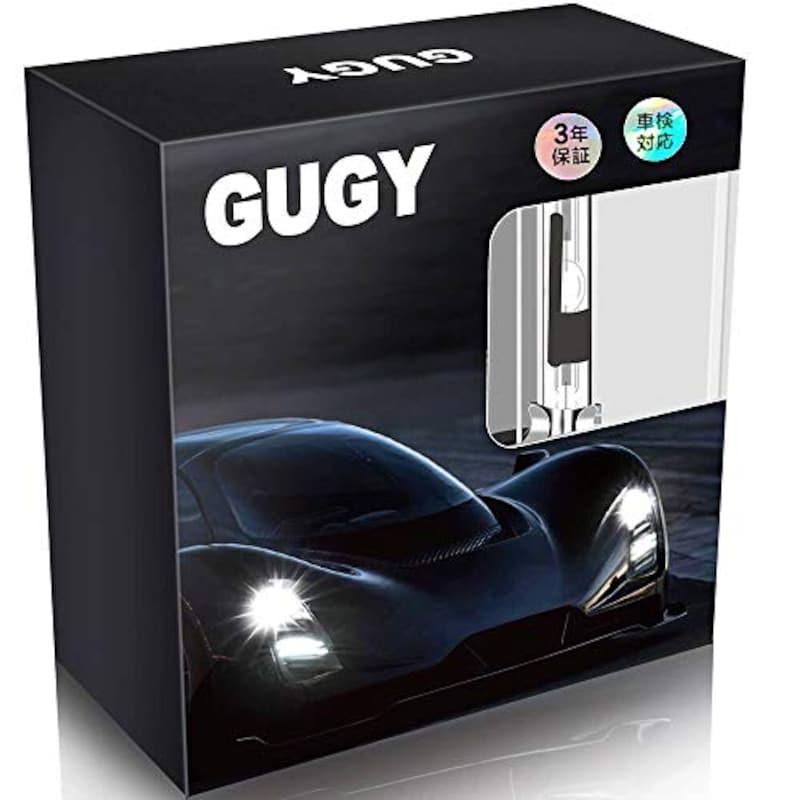 GUGY(グージー),HID バルブ 6000K 35W
