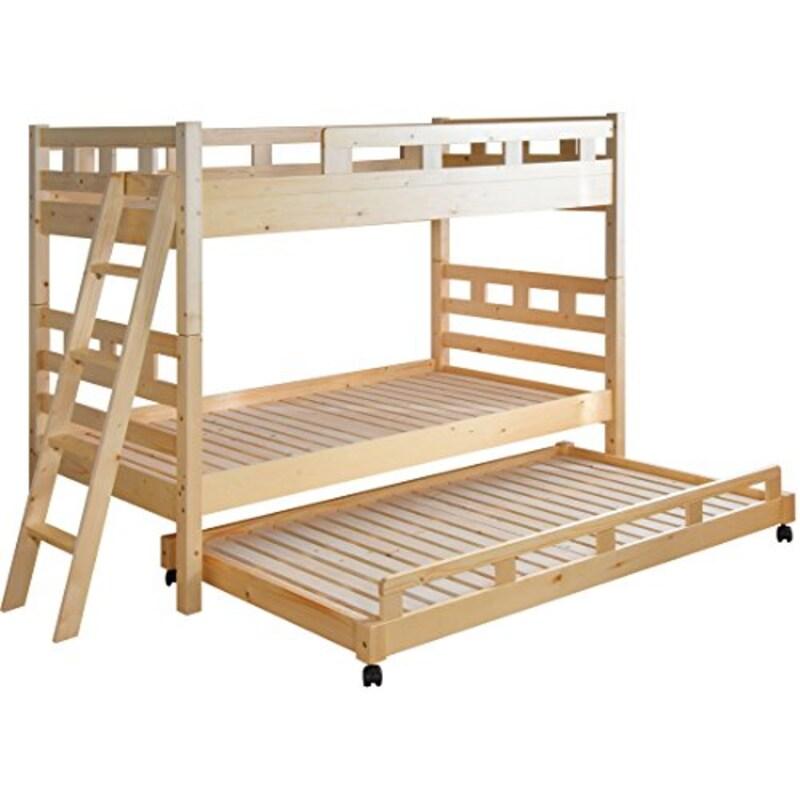 タンスのゲン,Try 2段親子ベッド,54789