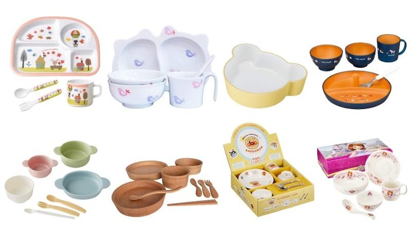 子供用食器のおすすめ18選|幼児に人気の陶器・木製セットも!すくいやすい商品は?