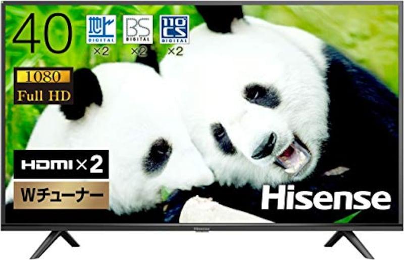 Hisense(ハイセンス),液晶テレビ,40H38E