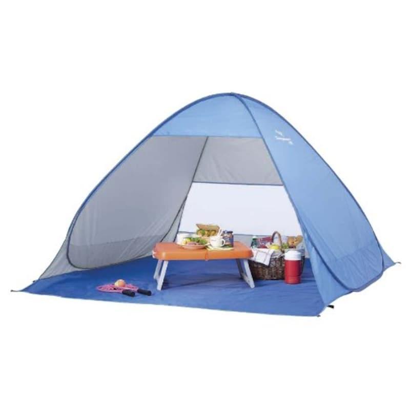 CAPTAIN STAG(キャプテンスタッグ),テント シャイニーリゾートポップアップビーチ テント,M-5781