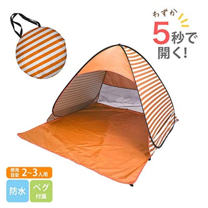 JOOKYO,簡易テント ポップアップ