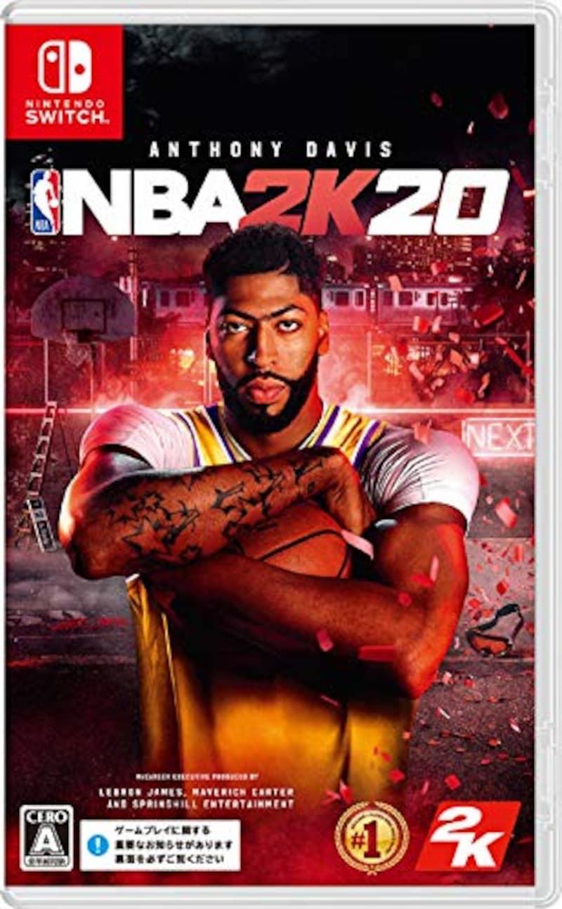 テイクツー・インタラクティブ・ジャパン,NBA 2K20