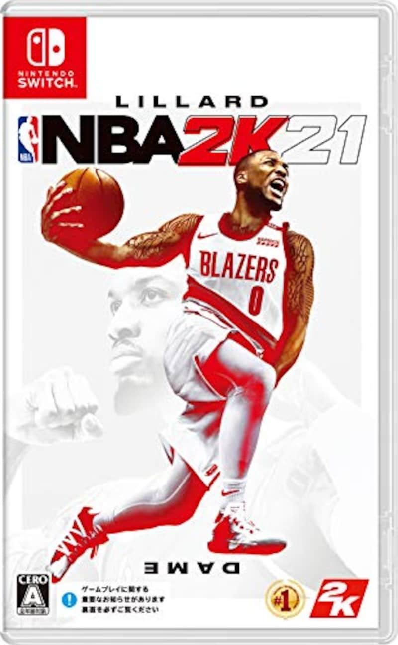テイクツー・インタラクティブ・ジャパン,NBA 2K21