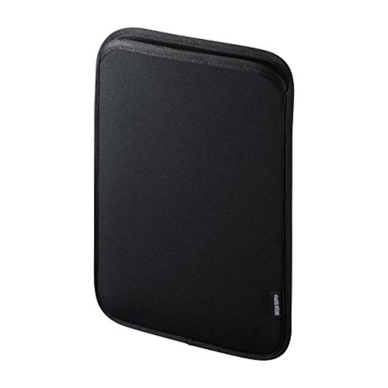 サンワサプライ,ネオプレンスリップインタブレットPCケース,PDA-TABS10BKN