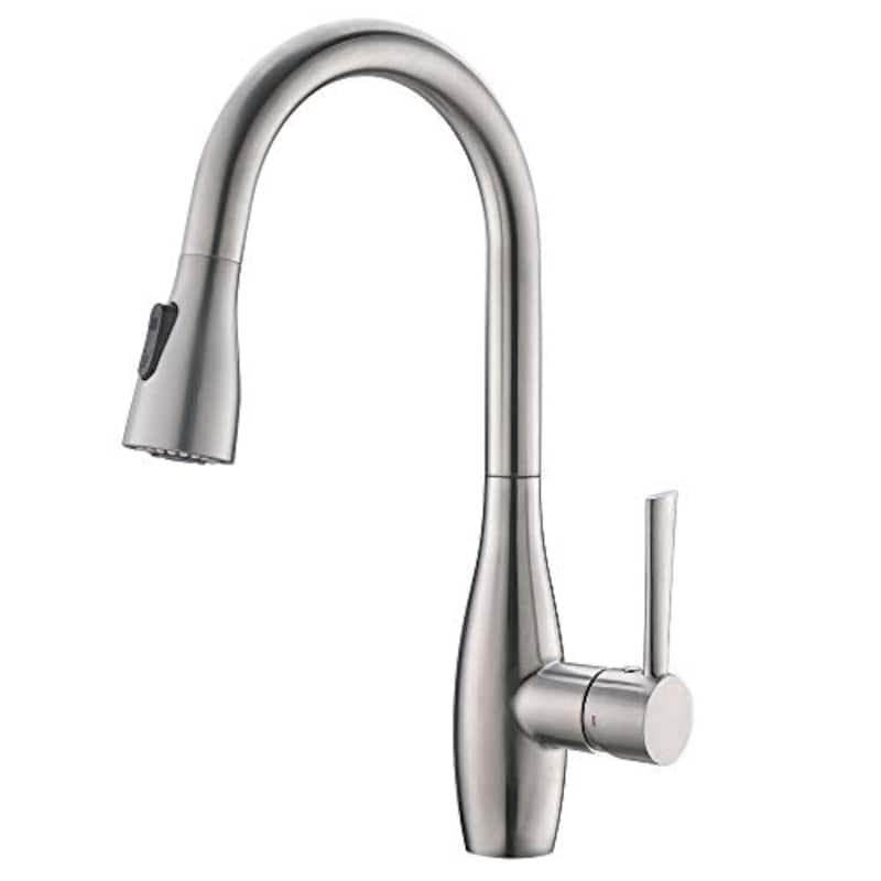 CREA,キッチン用混合水栓(タッチセンサーなし)