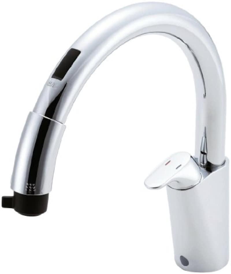 LIXIL(リクシル),キッチン用タッチレス水栓,RSF-671