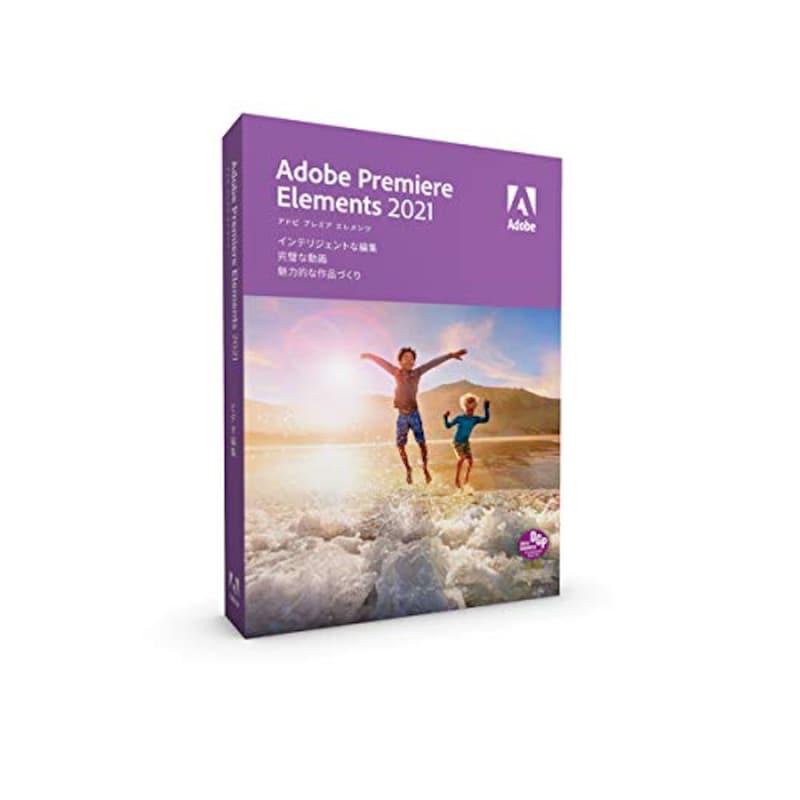 Adobe,Premiere Elements 2021