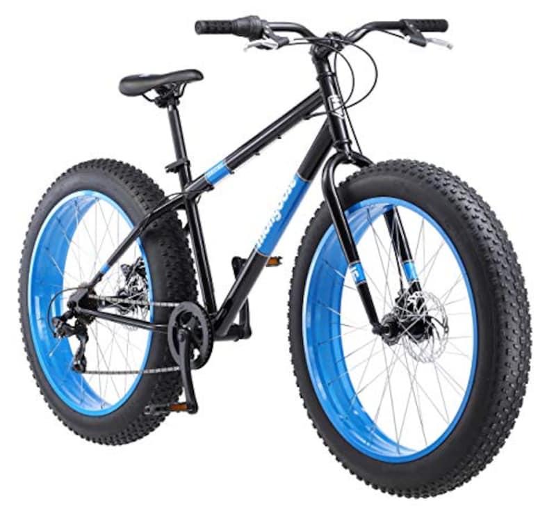 Mongoose(マングース),2019 Dolomite メンズ ファットタイヤバイク