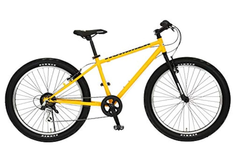 HUMMER(ハマー),マウンテンバイク 26インチ FAT BIKE TANK3.0,13118-0799