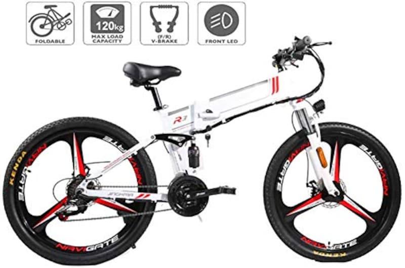 FANGFANG,電動自転車