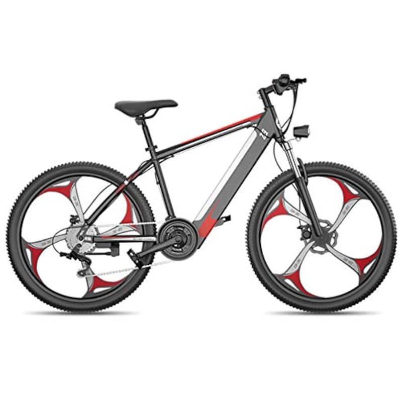 Xcmenl,電動マウンテンバイク 26インチファットタイヤ