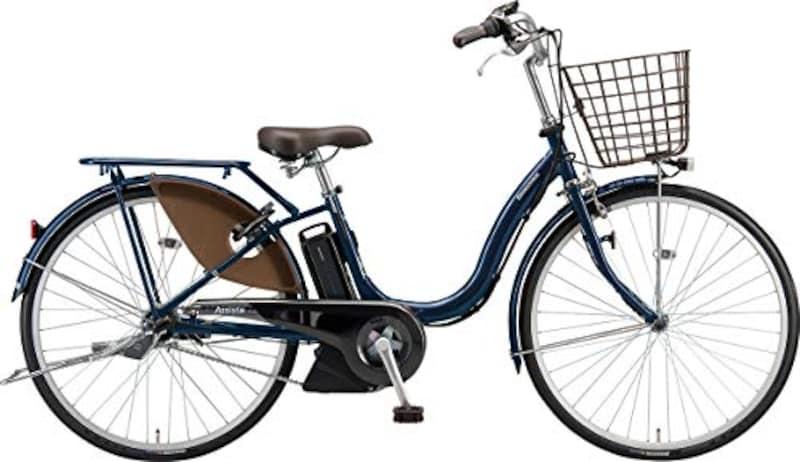 BRIDGESTONE(ブリヂストン), 2021年モデル 電動自転車 アシスタU STD(アシスタユー スタンダード) カラー:E.Xモダンブルー,A6SC11-BL2