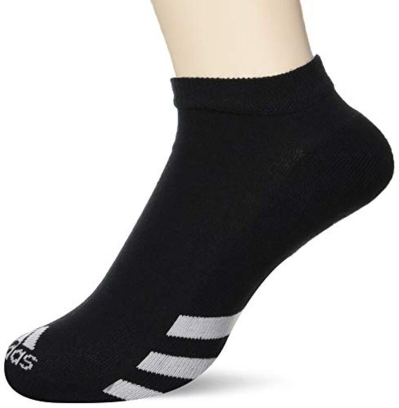 Adidas Golf(アディダスゴルフ),ノーショー ソックス 3足組み,DUP24