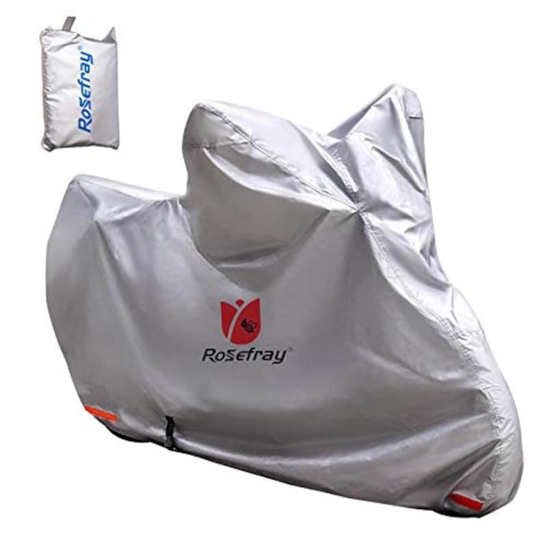 Rosefray,UVカットバイクカバー,silver-M-L