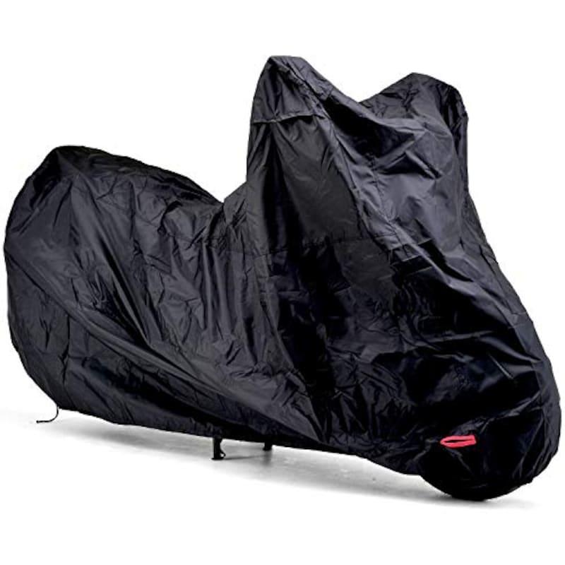 Daytona(デイトナ),バイクカバー SIMPLE ブラック L,98202
