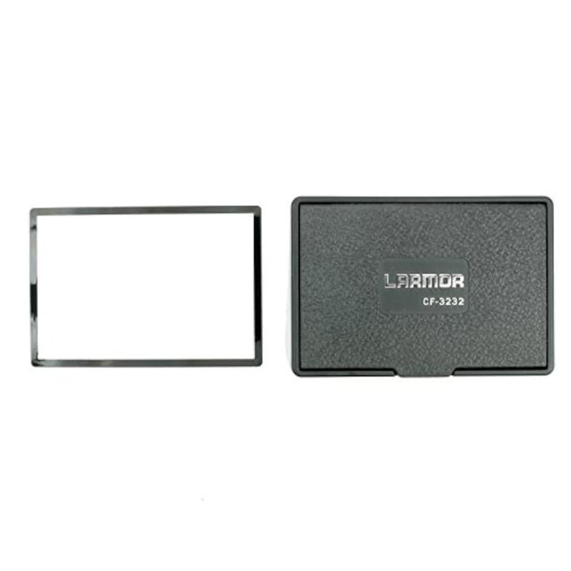 GGS, LARMOR ラーモア モニターフード + ガラス液晶保護フィルム Canon EOS 5D,SSHSP-TYPE C