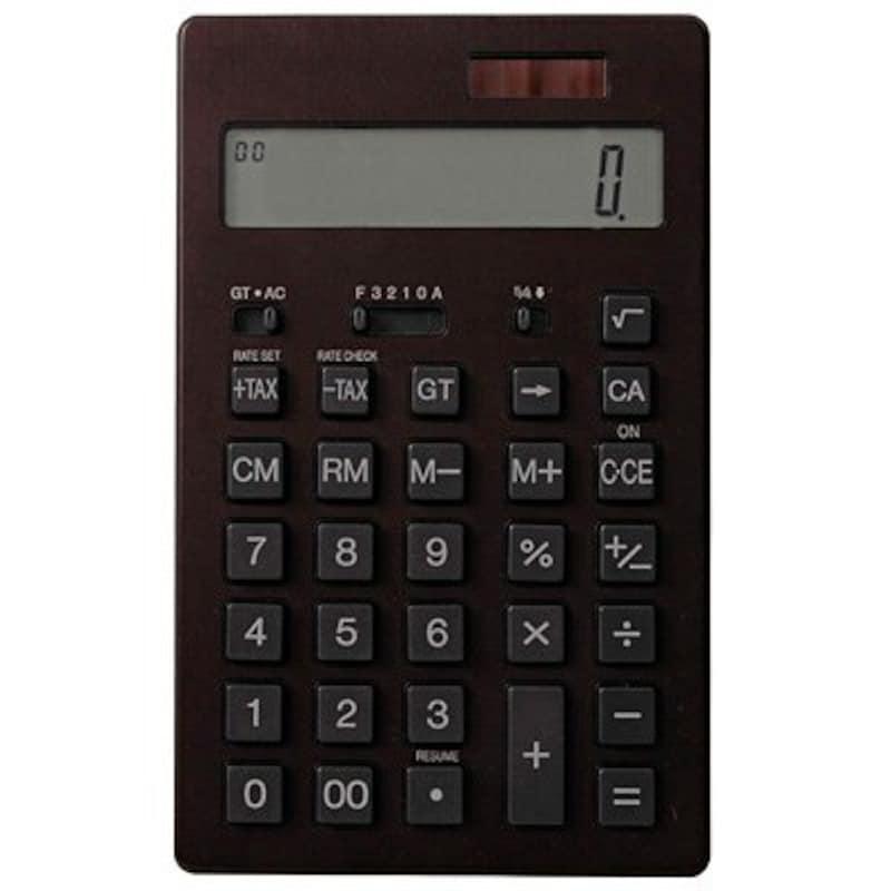 無印良品,卓上電卓,bo-192