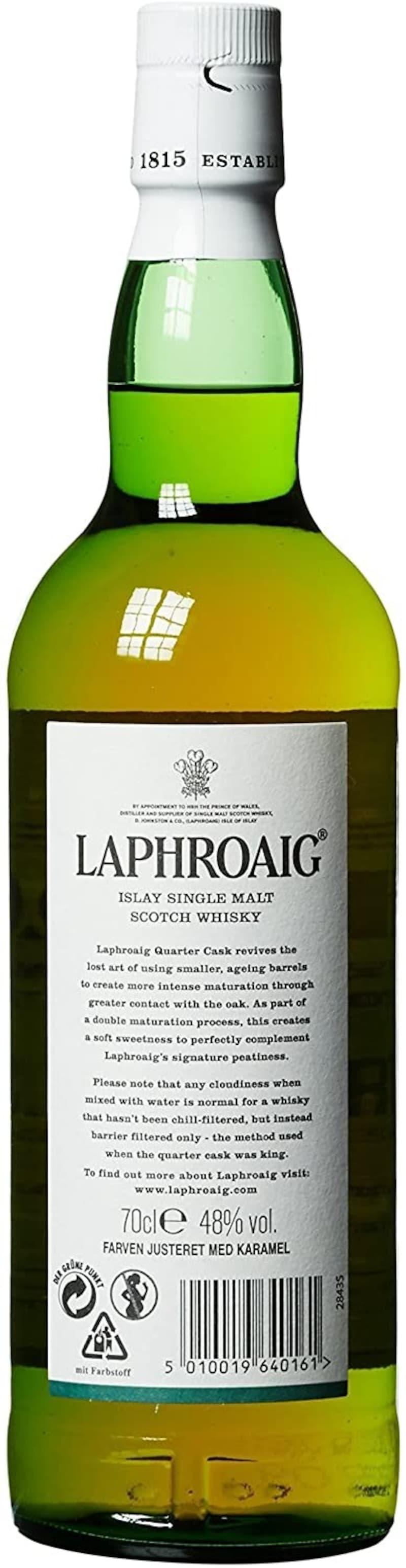 LAPHROAIG(ラフロイグ),ラフロイグ クオーターカスク