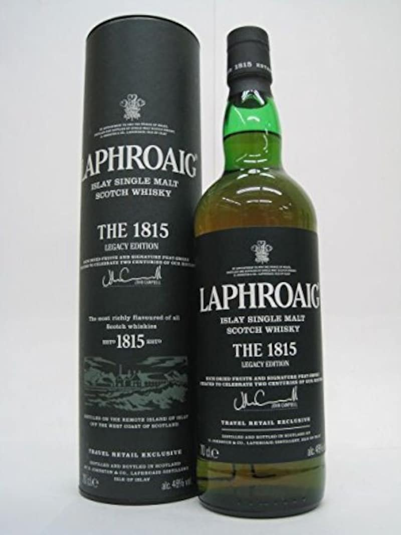 LAPHROAIG(ラフロイグ),ラフロイグ 1815 レガシーエディション