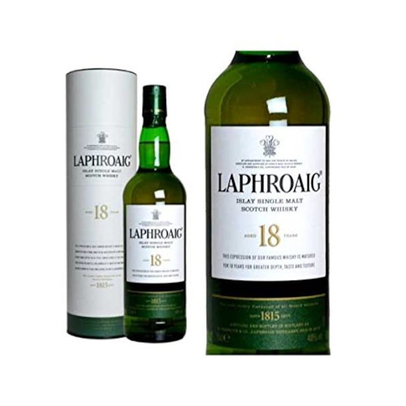 LAPHROAIG(ラフロイグ),ラフロイグ 18年