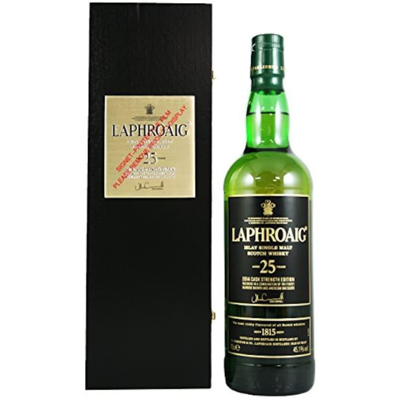 LAPHROAIG(ラフロイグ),ラフロイグ 25年 カスクストレングス・エディション