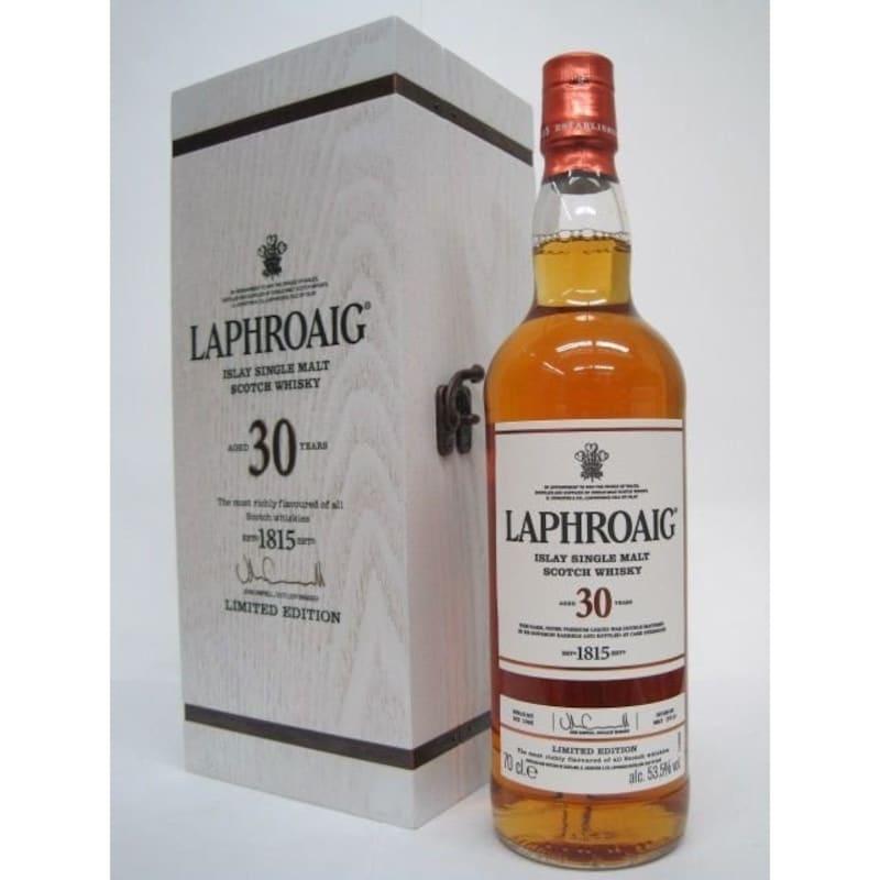LAPHROAIG(ラフロイグ),ラフロイグ 30年