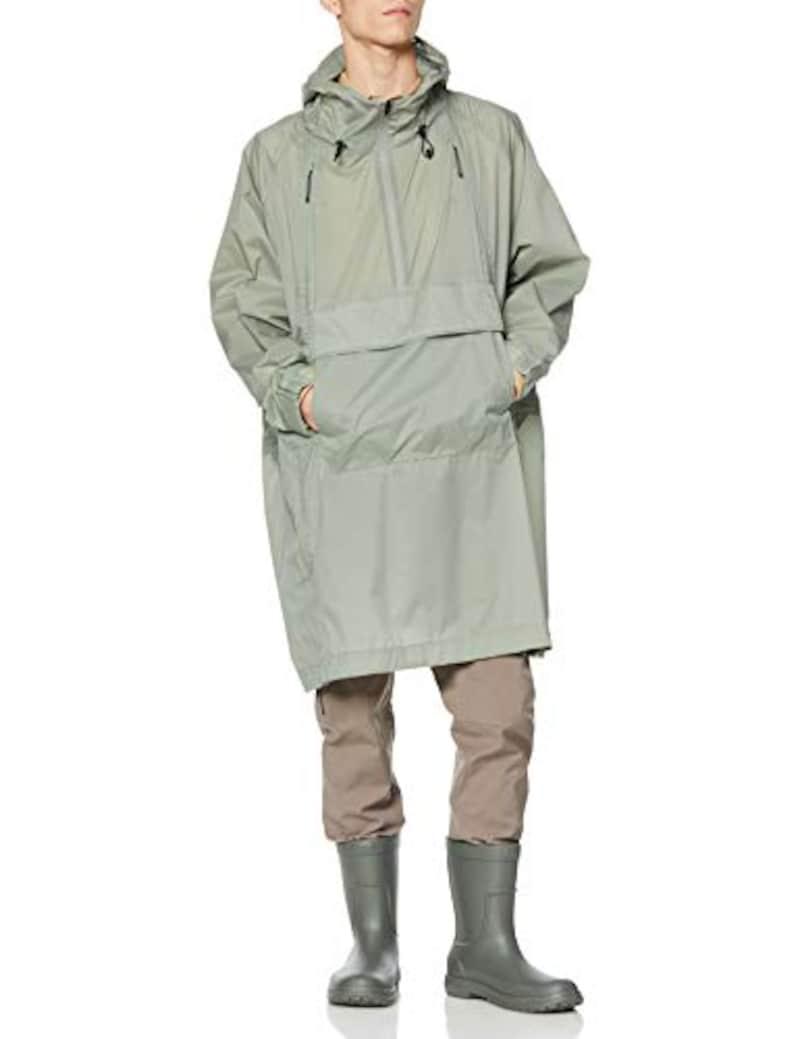 Snow Peak(スノーピーク),Rain&Wind Resistant Poncho,JK-20SU015