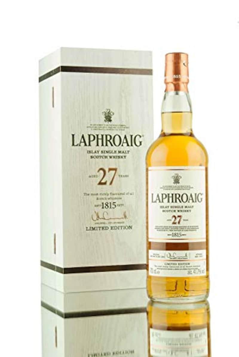Laphroaig  Distillery(ラフロイグ蒸留所),ラフロイグ 27年