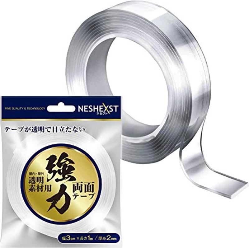 NESHEXST ,両面テープ 超強力 魔法のテープ