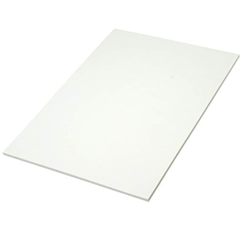 特厚 0.35mm/枚 園芸ラベル用耐水紙 ユポ紙(合成紙) レーザー印刷&カット可 A4 10枚,B07DBQF4BP