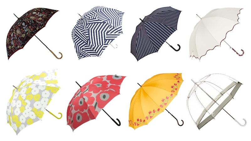 レディース長傘おすすめ人気ランキング31選 おしゃれな北欧ブランド品や丈夫で大きい製品、シンプルで軽いものなど紹介!