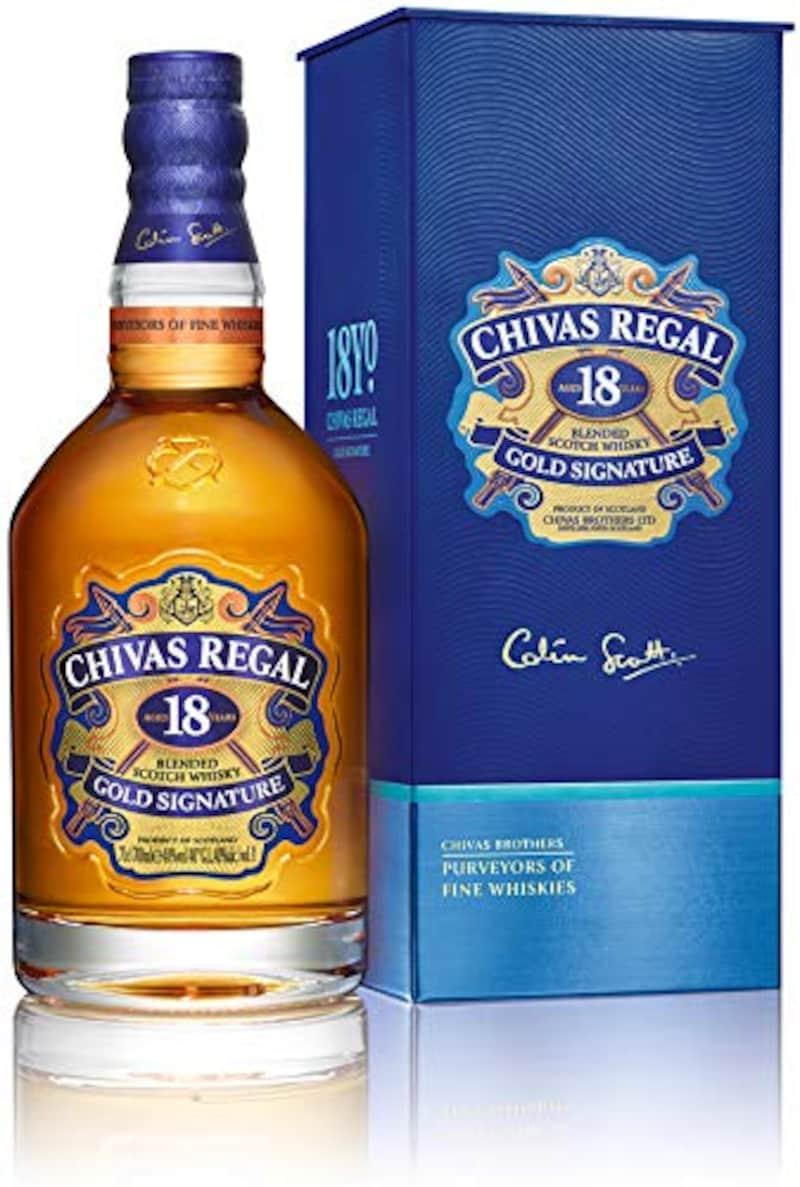 Chivas Regal (シーバスリーガル),シーバスリーガル 18年
