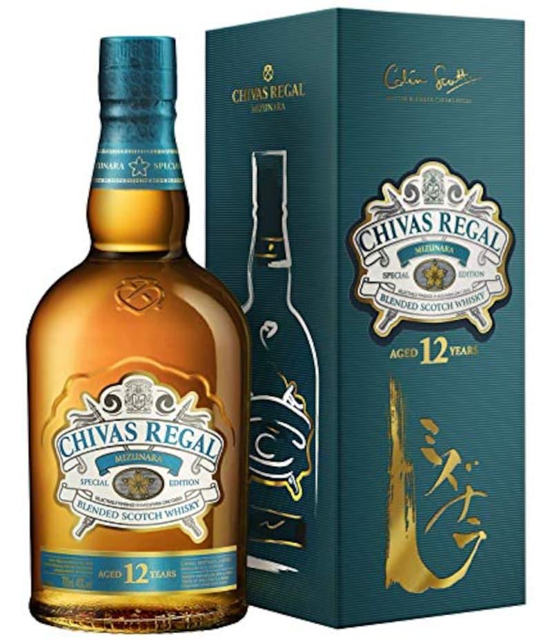 Chivas Regal (シーバスリーガル),シーバスリーガル ミズナラ 12年