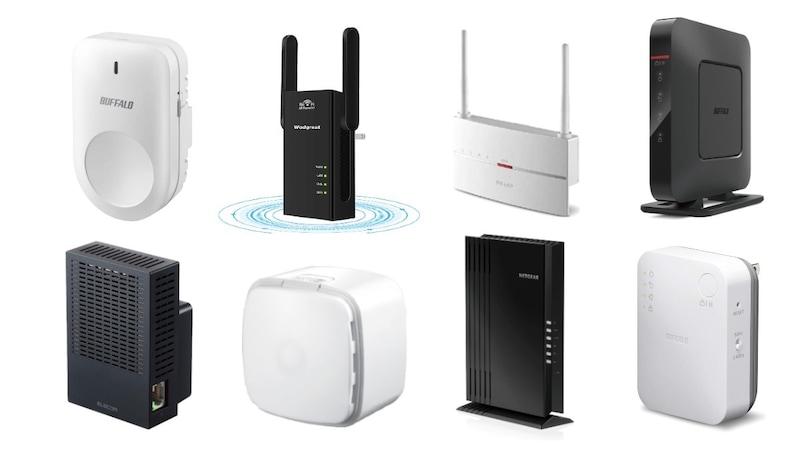Wi-Fi中継器おすすめランキング22選|人気のバッファローやNEC製まで!効果や選び方も紹介