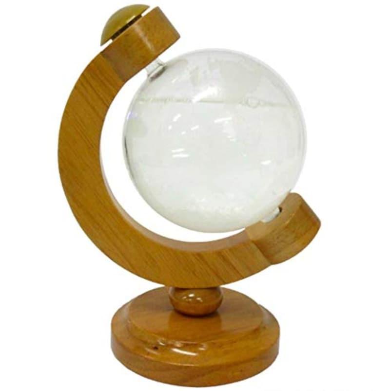 FIRST ARROW(ファースト・アロー),生活から科学 ストームグラス 地球儀,120-580