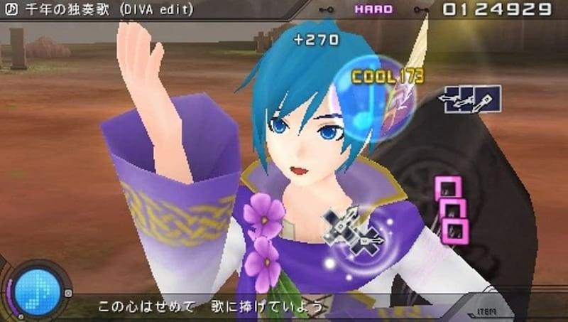 SEGA(セガ),初音ミク -Project DIVA- extend